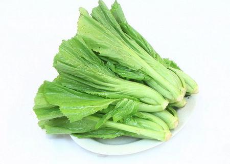 纤维过粗的蔬菜