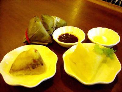 广东中山芦兜粽