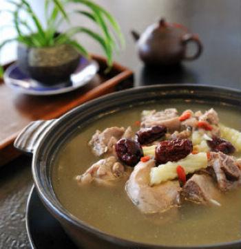 木耳红枣汤
