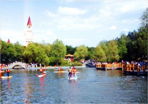 哈尔滨儿童公园景观