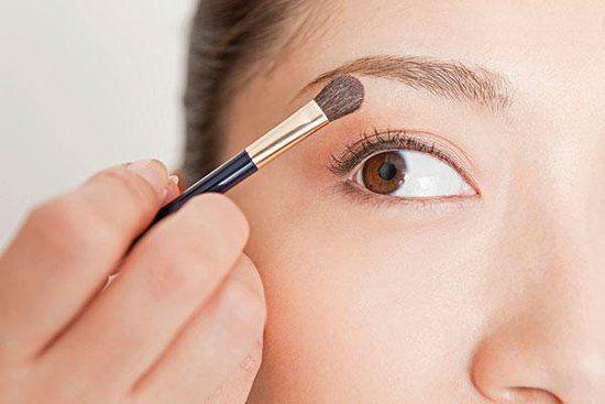 养生提醒:描眉画眼也会引发结膜炎