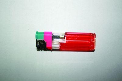 打火机型催泪器
