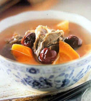 胡萝卜炖牛肉