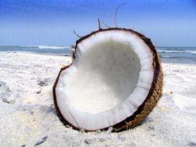 吃水果禁忌之椰子篇