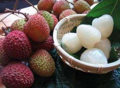 吃水果禁忌之荔枝篇