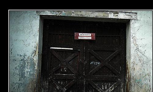 参观曼谷的监狱博物馆