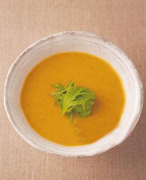 蔬菜豆奶浓汤