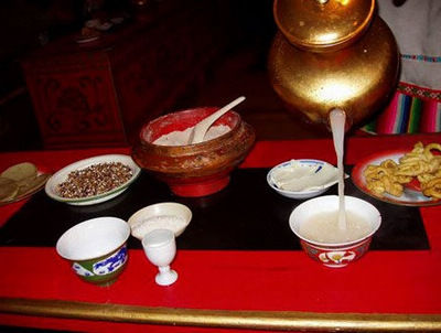 内蒙古奶茶