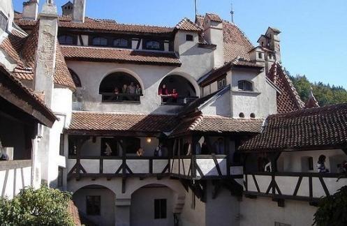 布朗城堡 吸血鬼城堡