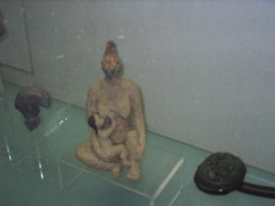 阿城金源历史博物馆展示的出土文物