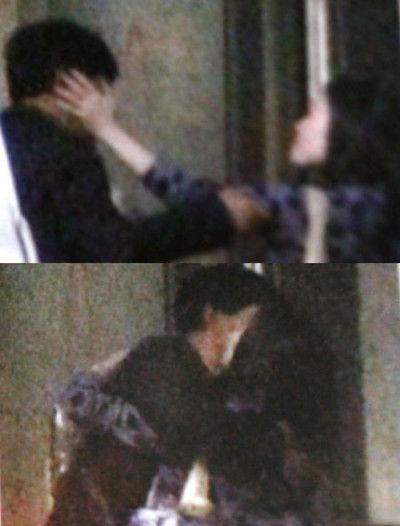 媒体曝光朱时茂与小女友车库激吻
