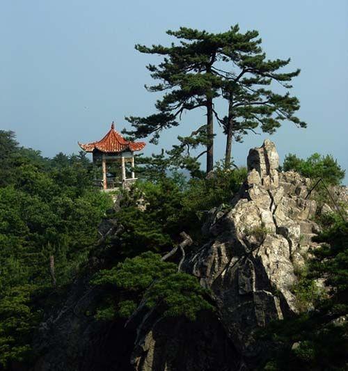 方正森林公园风光