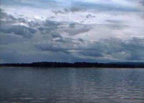 漠河古城岛