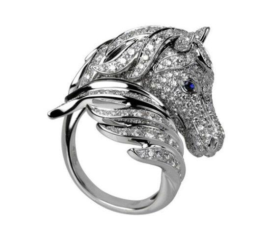 Pegase宝马系列戒指