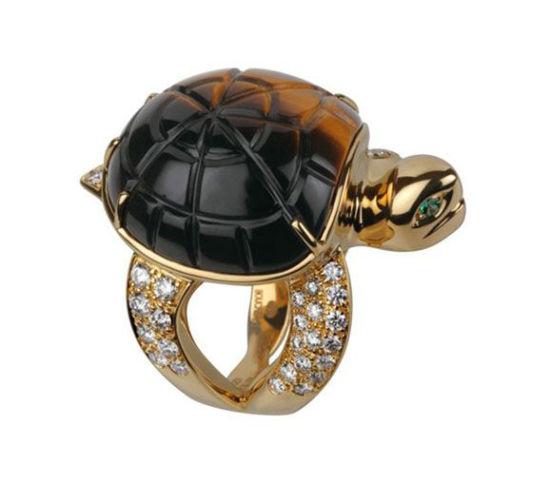 Tortue乌龟系列戒指