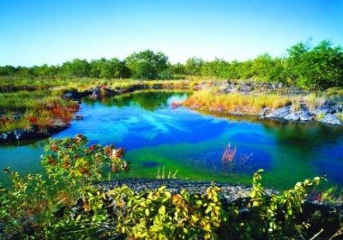 黑河五大连池风景区