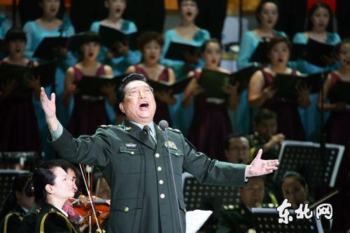 韩红演唱《怀念战友》; 《太阳出来喜洋洋》; 李双江妻子
