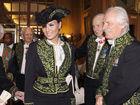 卡塔尔王妃的衣橱让每个女人都嫉妒