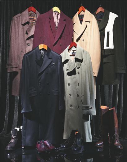 秋冬季型男搭配守则之包包与短靴