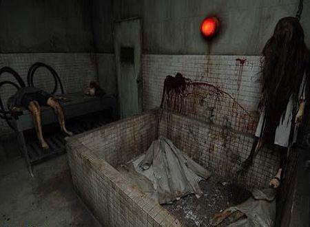最恐怖的鬼屋_世界上最大的鬼屋,恐怖指数十级,没有几个人能走完
