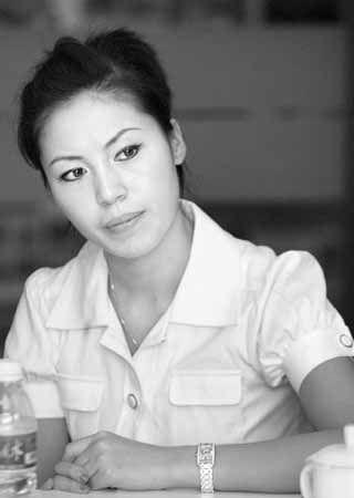 左颖宗申集团总裁左宗申的女儿