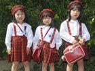 各国女生校服大比拼:越南最保守泰国最风情
