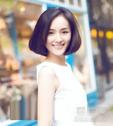 日韩可爱俏皮的短发
