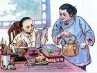 泛黄的记忆:80、90年代的小学课本插画