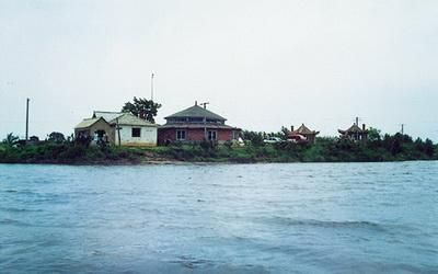 紫龙湖风景区
