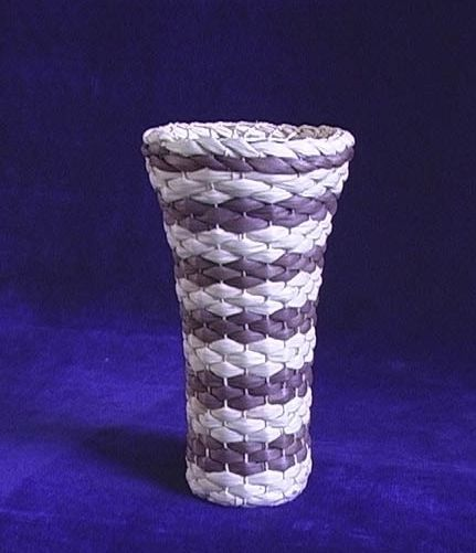玉米皮编织