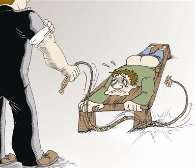 新加坡女子鞭刑小孩,女子受鞭刑的全过程,新加坡女子鞭刑图片,