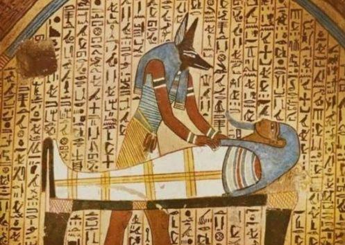 法老墓的壁画记录了几千年前古埃及所发生的事情 -那些发生在古埃及图片