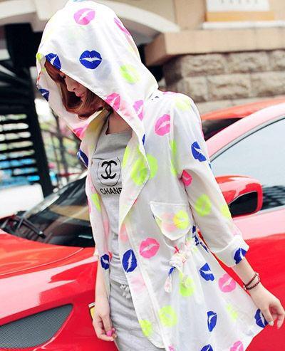 街拍:夏季服装搭配图片