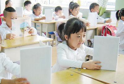 猪宝宝扎堆入学 黑龙江小学迎来入学高峰