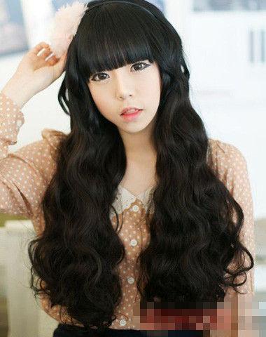 秋季韩国女生最新发型