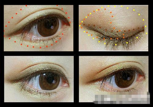 韩国芭比娃娃可爱妆 清纯水润的大眼美妆