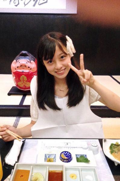 日本14岁小萝莉桥本环奈 天使般的三次元偶像 10图片