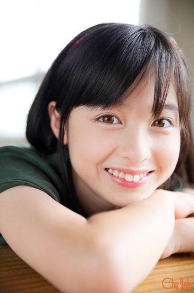 日本14岁小萝莉桥本环奈 天使般的三次元偶像 12图片