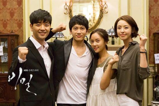 韩剧收视:《秘密》终结