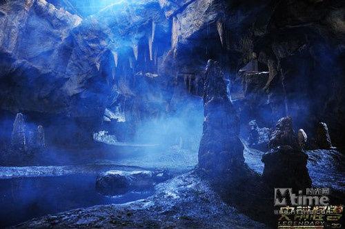 《史前怪兽》曝场景图地心引力团队助阵打造