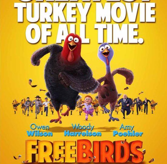 动画片《愤怒的火鸡》确定引进何炅加盟配音