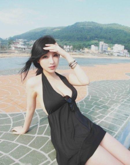 韩国女主播朴佳琳私照曝光 低胸装湿身惹火 7