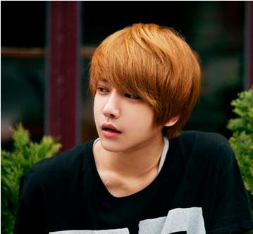 2014韩式男生流行发型
