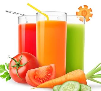 5款新鲜蔬菜汁降脂瘦身三七瘦脸面膜图片