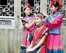 凤凰后裔畲族的奇妙婚俗