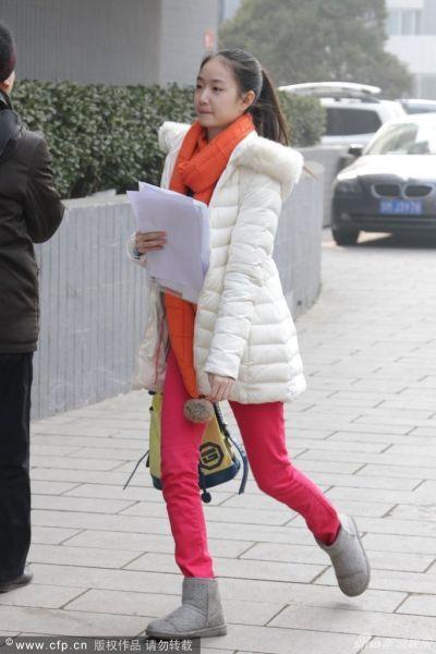 北京电影学院表演学院开始复试
