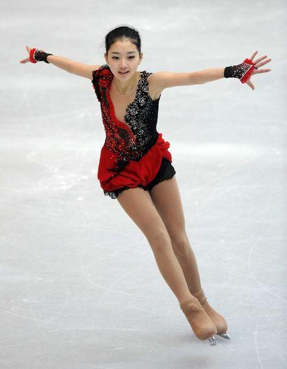 冬奥中国十大美女组图 竖