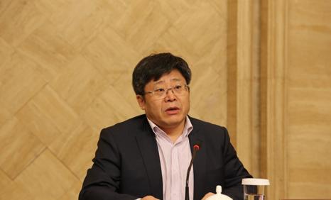 副省长孙东生出席会议并讲话。东北网记者 王蕊 摄