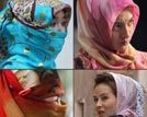 维吾尔族女性带头巾习俗
