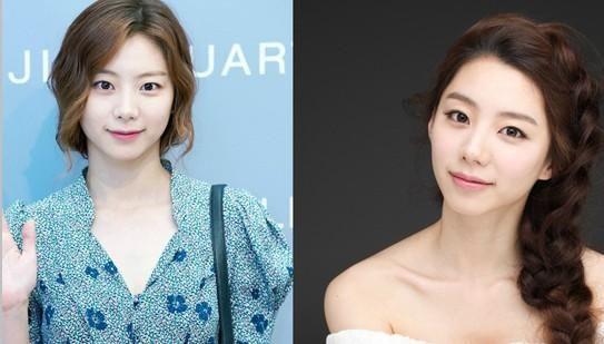 韩国最美童颜女星排行榜